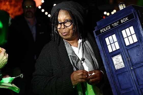 Whoopi Goldberg, Doctor Who