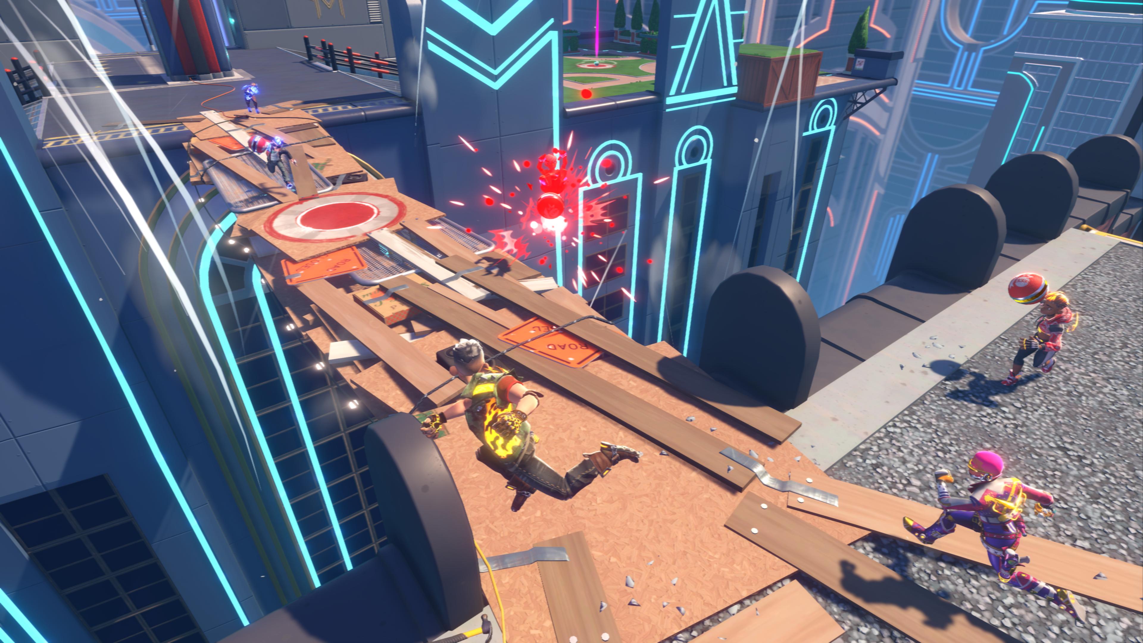 EA presenta Knockout City 1