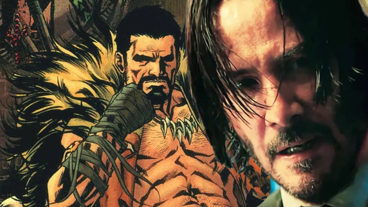 Rumor: Keanu Reeves podría unirse al Spider-Verse como Kraven el Cazador 1