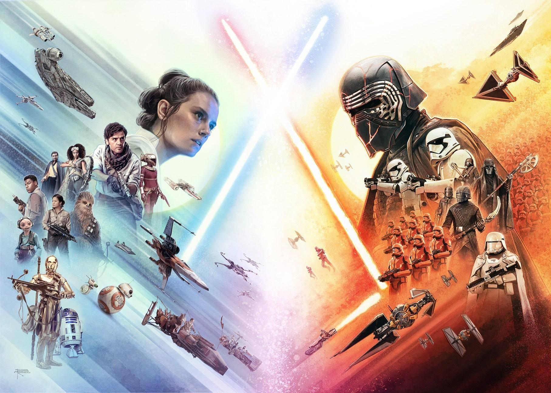 La trilogía de Star Wars de Rian Johnson aún está en planes 4