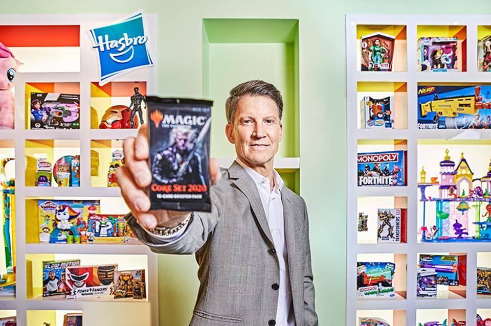 Hasbro: Monopoly, Nerf, Operando y más productos llegarán a cine y televisión 3