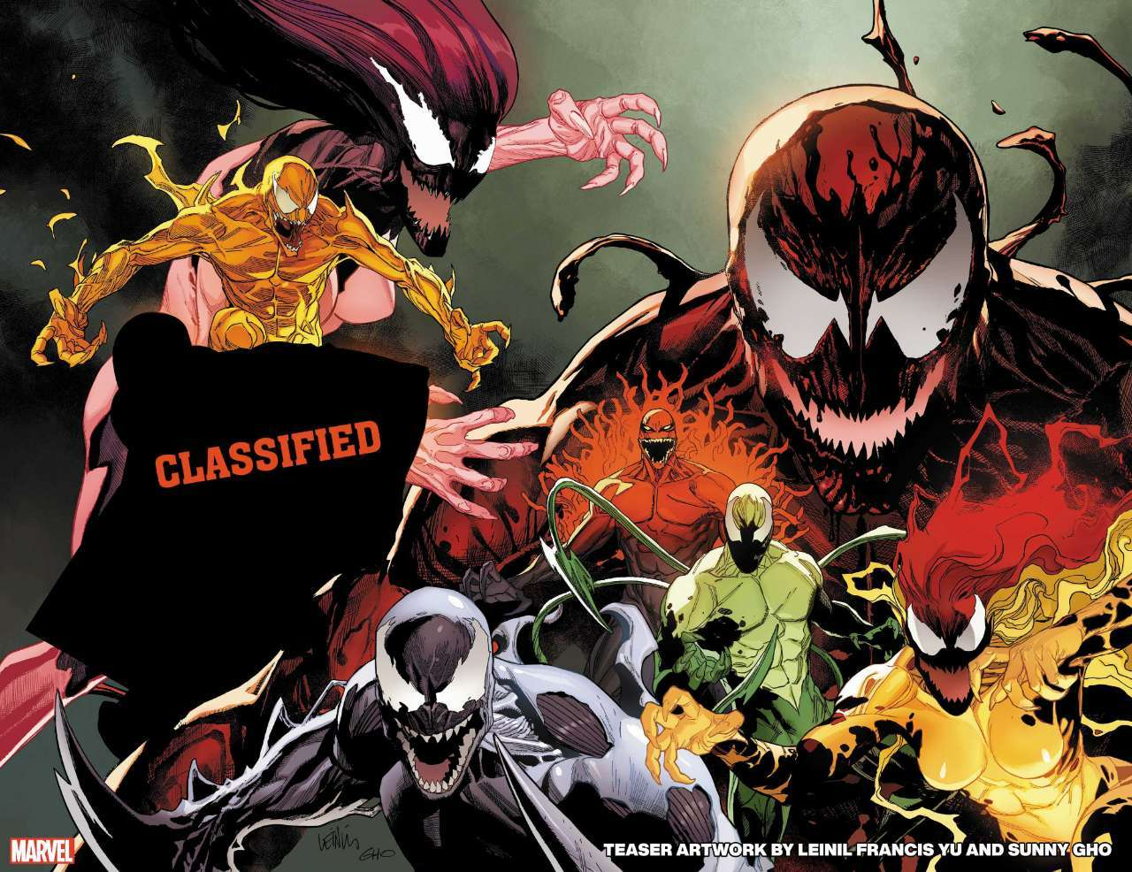 ¡Carnage al extremo! Marvel anuncia nueva saga del villano simbiótico 2