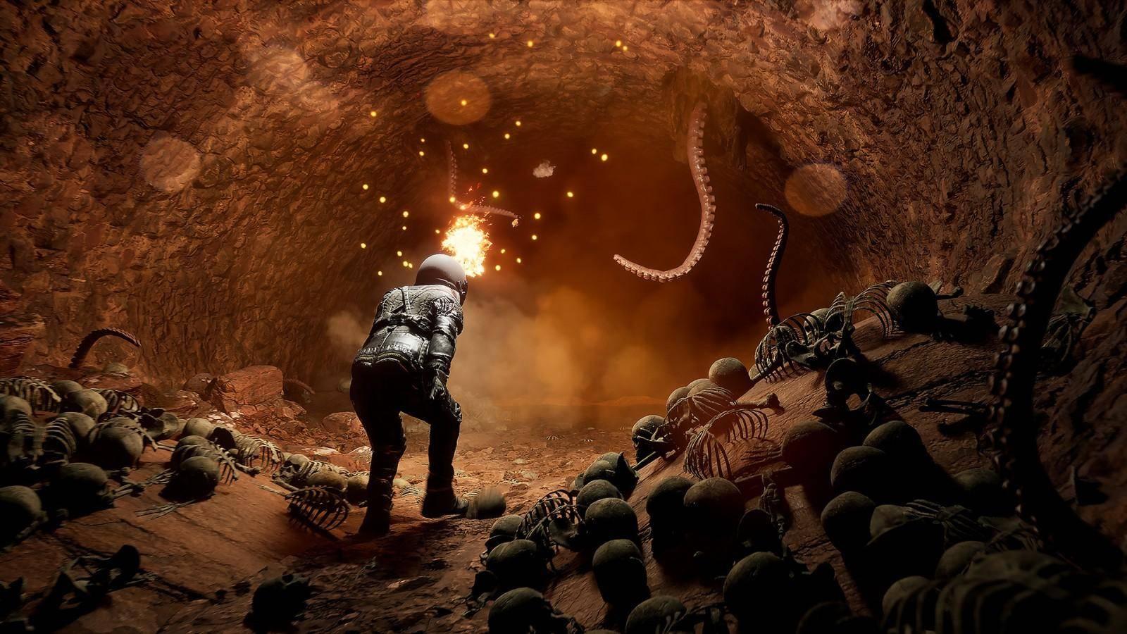 FIRST, el juego de survival horror presenta su primer tráiler 6