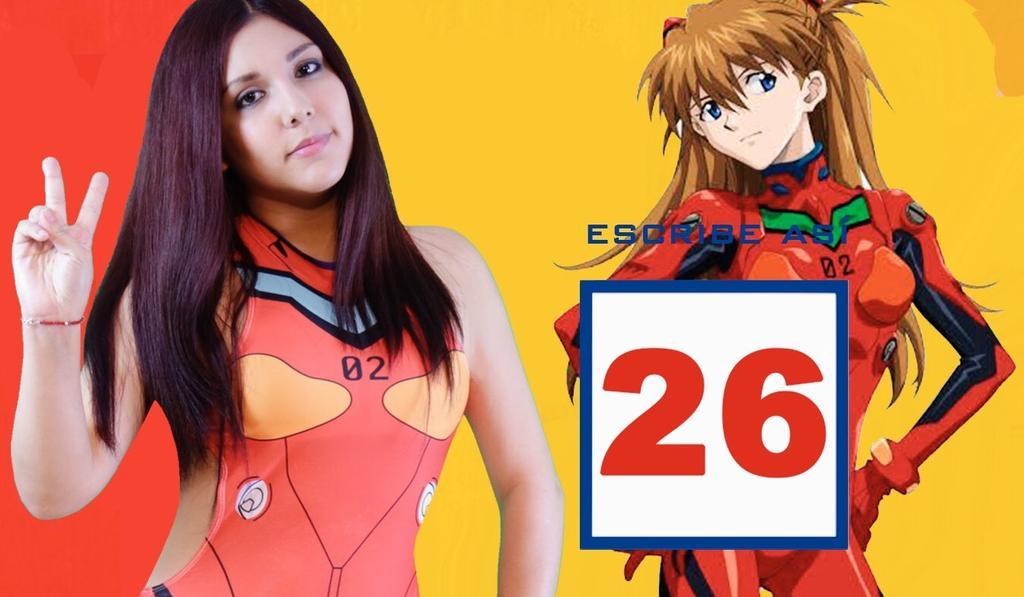 Asuka Cosplay