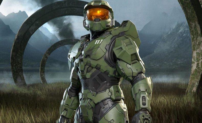 Halo infinite: Figuras de Mega Contrux filtran varios personajes del juego.