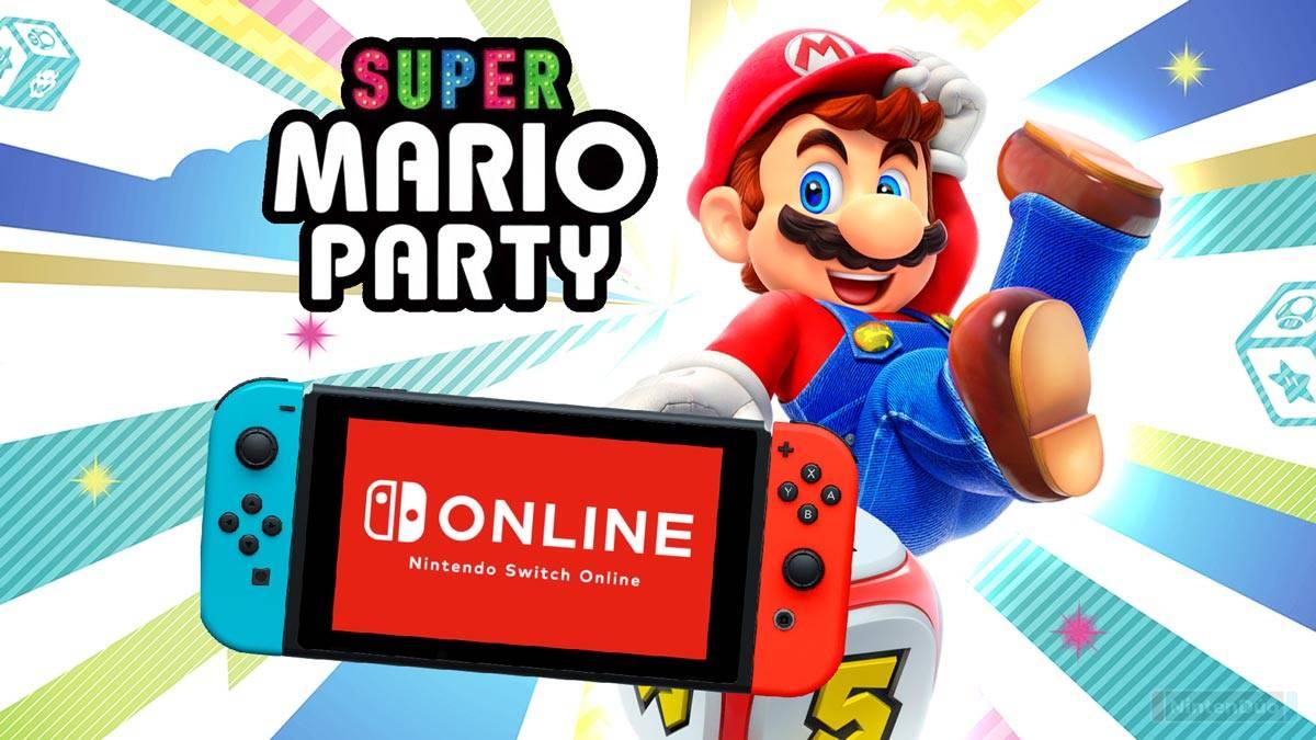 Super Mario Party recibe actualización gratuita la cual añade multijugador online para todos sus modos!