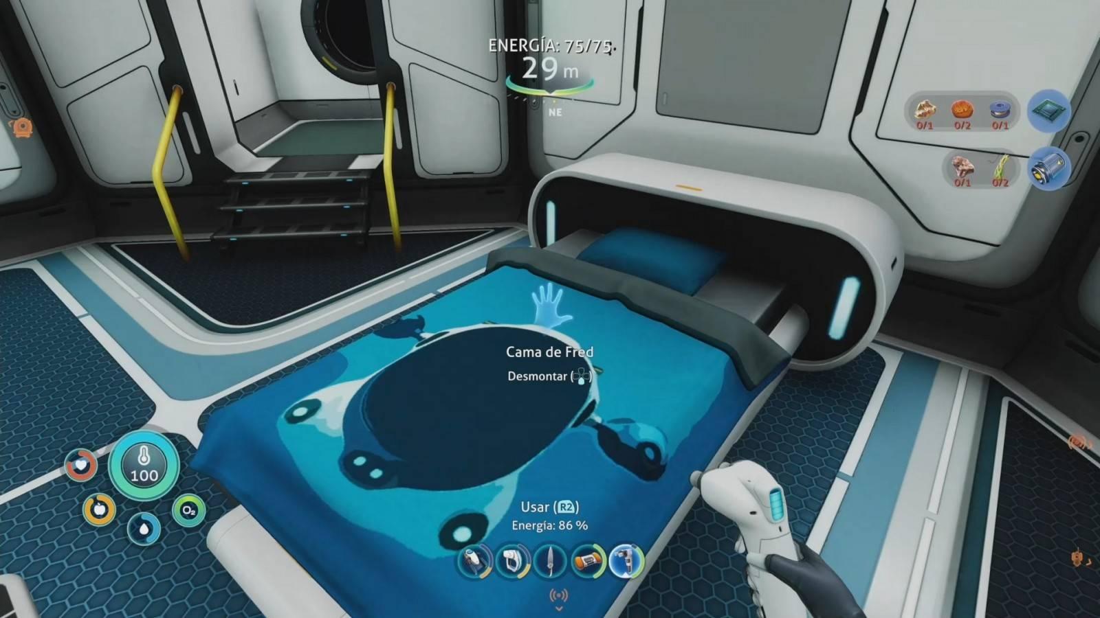 Reseña: Subnautica: Below Zero (PS5) 13