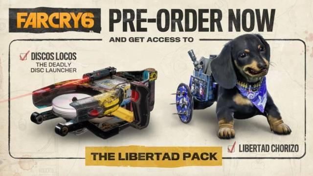 Far Cry 6: Únete a la Guerrilla este 7 de octubre 2