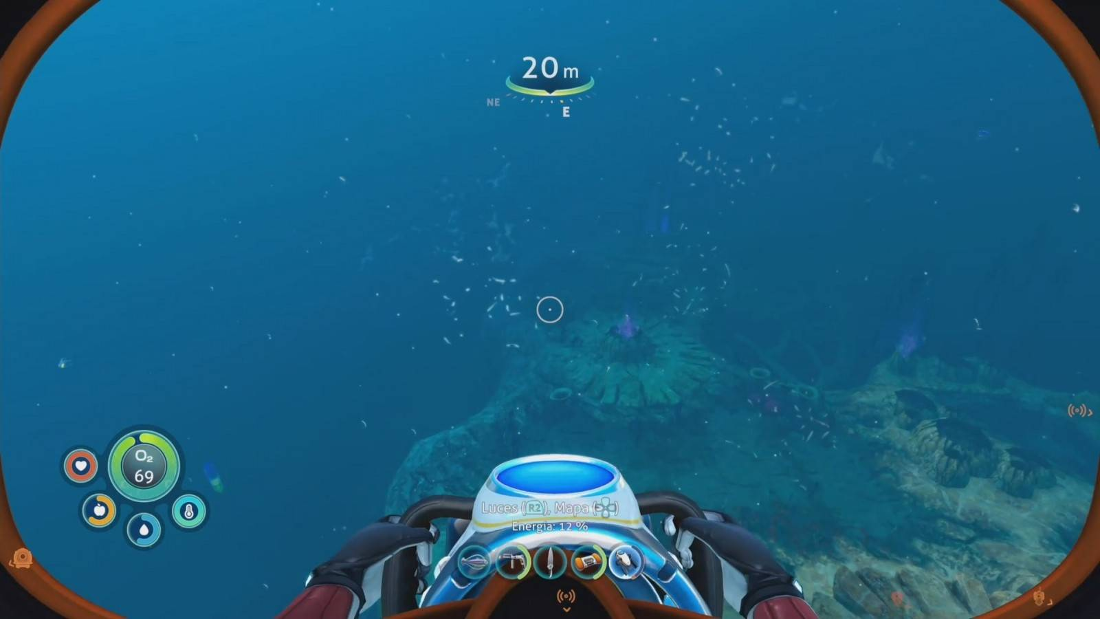 Reseña: Subnautica: Below Zero (PS5) 1