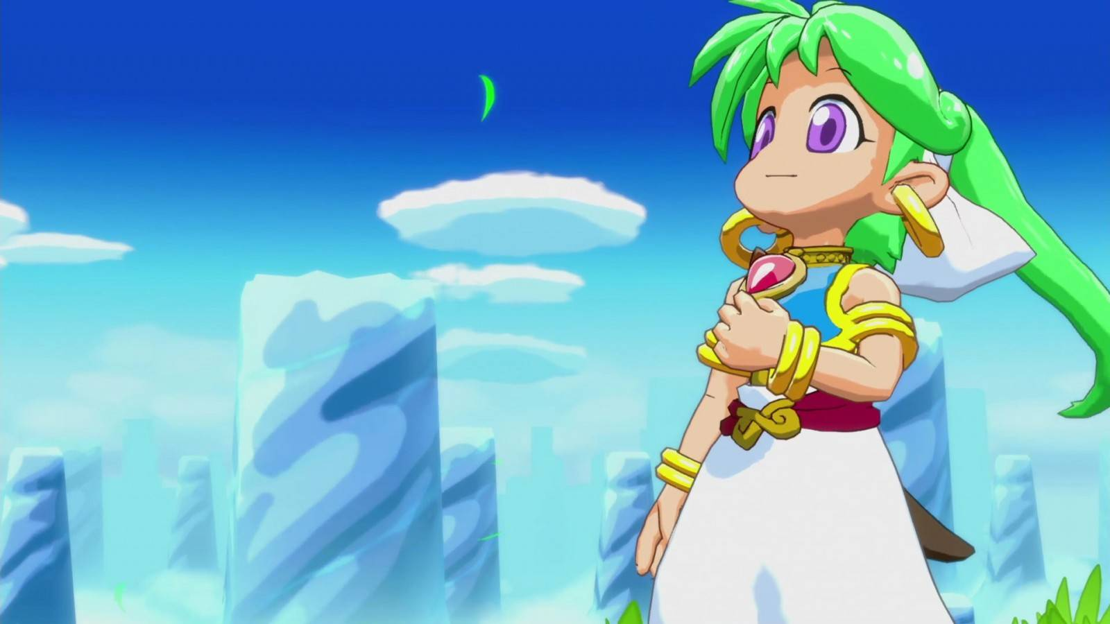 Review: Wonder Boy: Asha in Monster World (PlayStation 4) 4