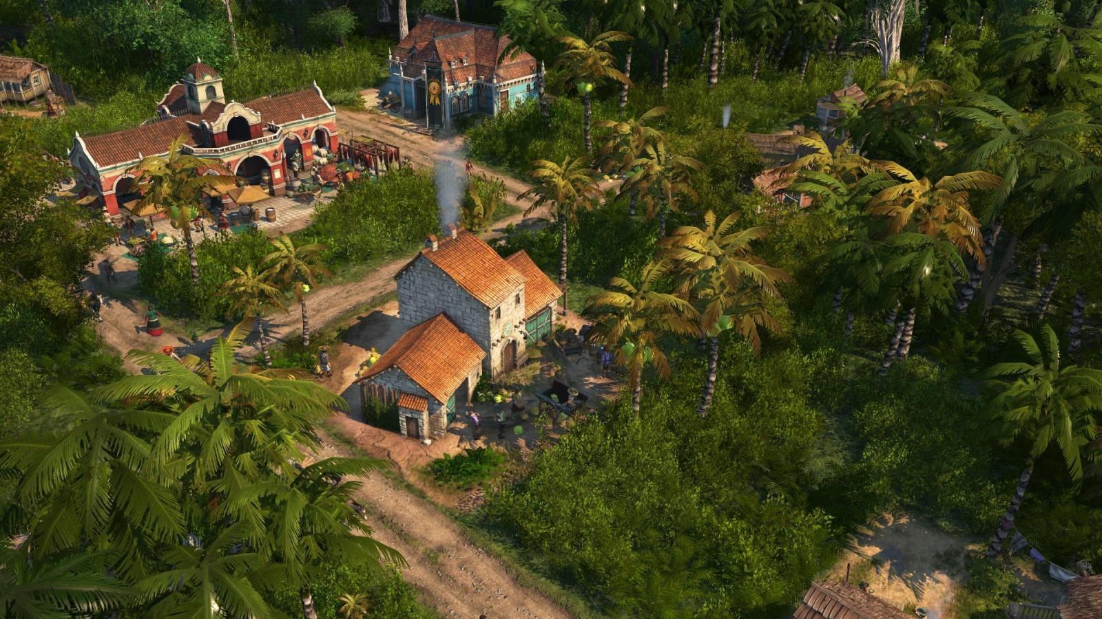 """Anno 1800: Llega el nuevo contenido descargable """"Tourist Season"""" 2"""