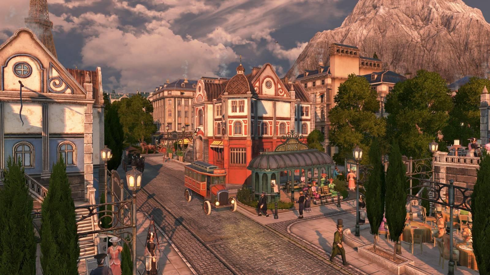 """Anno 1800: Llega el nuevo contenido descargable """"Tourist Season"""" 1"""