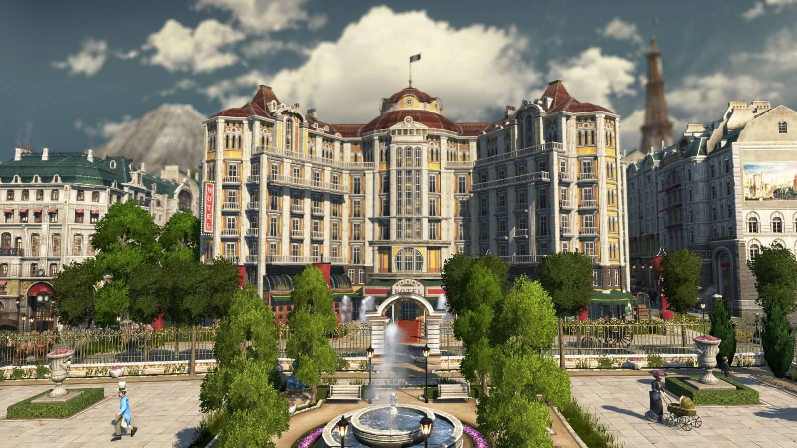 """Anno 1800: Llega el nuevo contenido descargable """"Tourist Season"""" 4"""