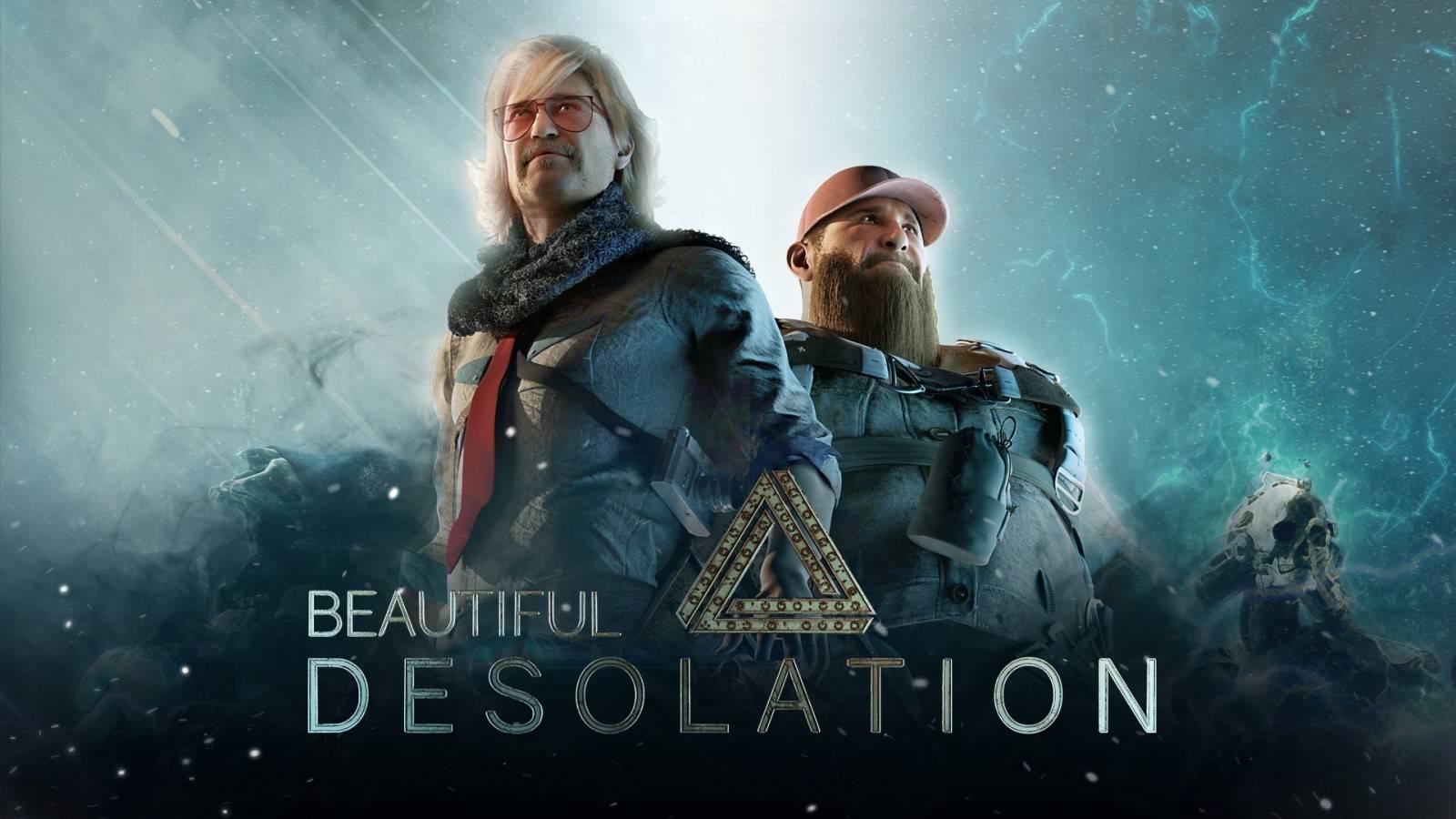 Beautiful Desolation es estrenado hoy en PS4 y Nintendo Switch. 1