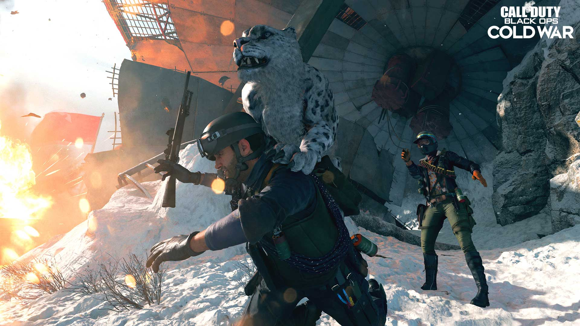 Rambo y John McClane debutan en Call of Duty: Black Ops Cold War y Warzone 5