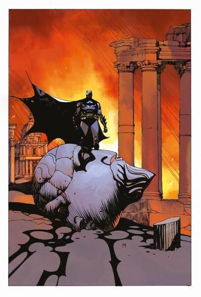 Batman: The World ¡La lucha por la justicia pasará por México a partir de septiembre de 2021! 1