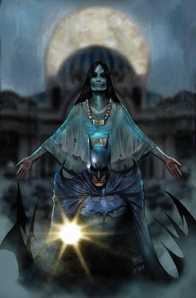 Batman: The World
