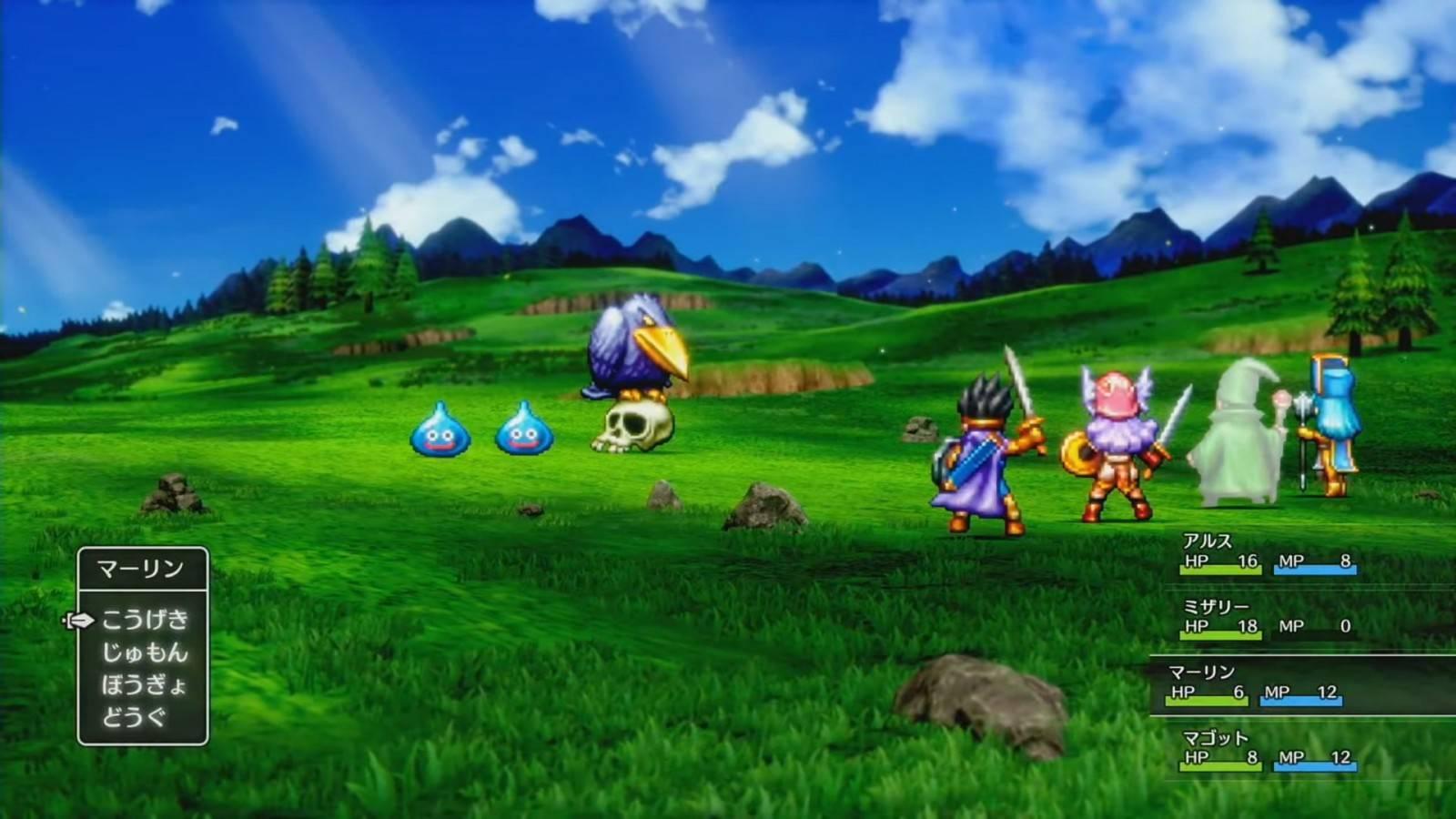 Square Enix anuncia 'Dragon Quest X Offline' para Nintendo Switch 1