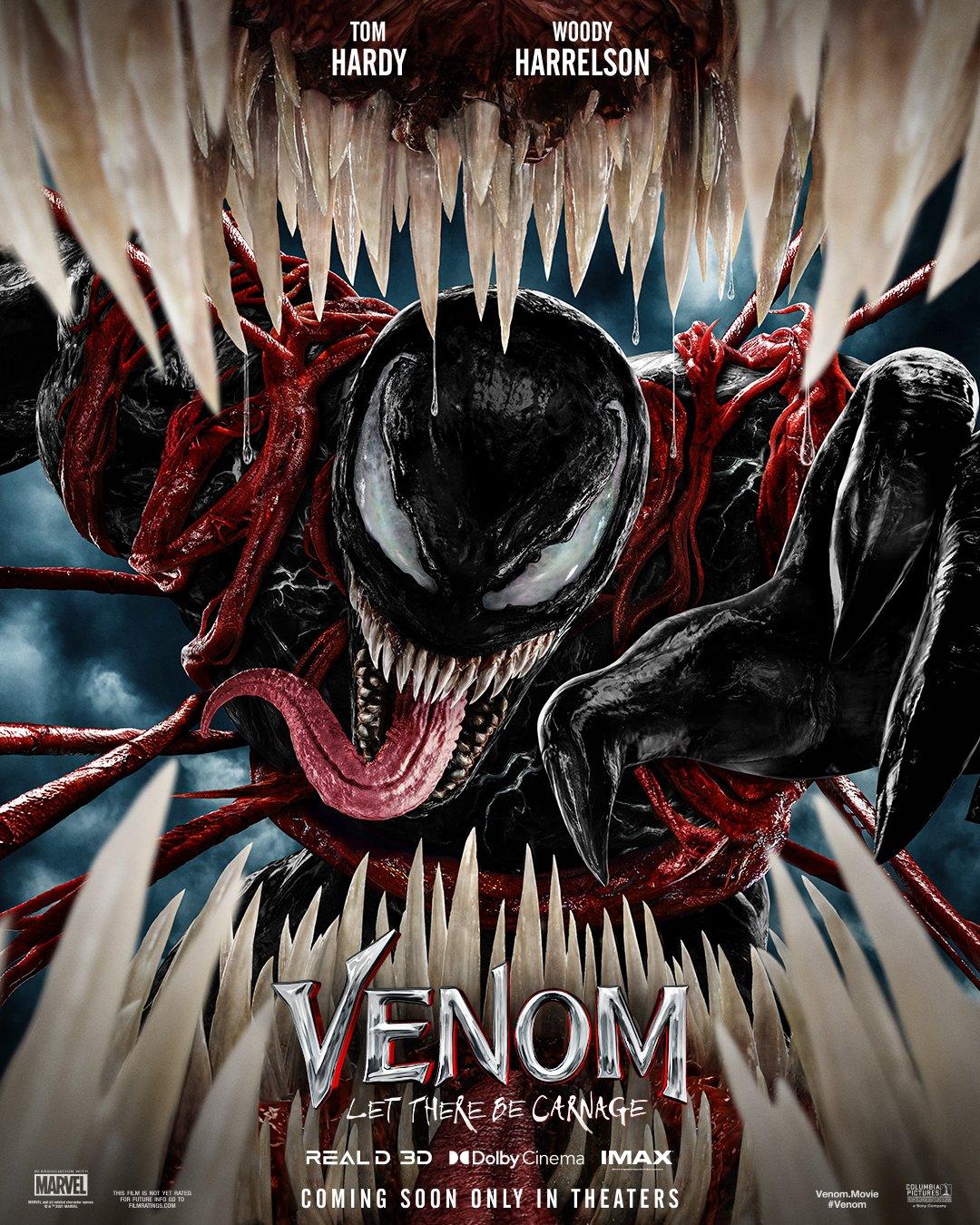 El primer tráiler de 'Venom 2' revela a Carnage 2
