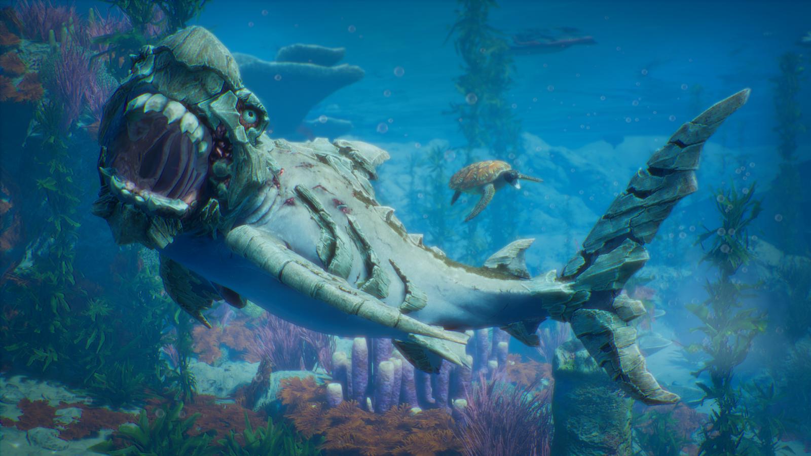 Maneater llegará a Steam, Xbox Game Pass y Nintendo Switch el próximo 25 de Mayo 3