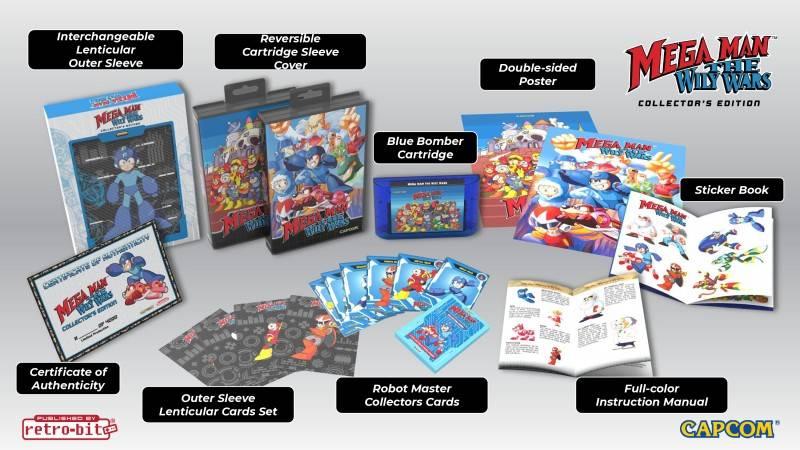 ¡Mega Man - The Wily Wars ya disponible en pre-venta para Genesis/Mega Drive! 6