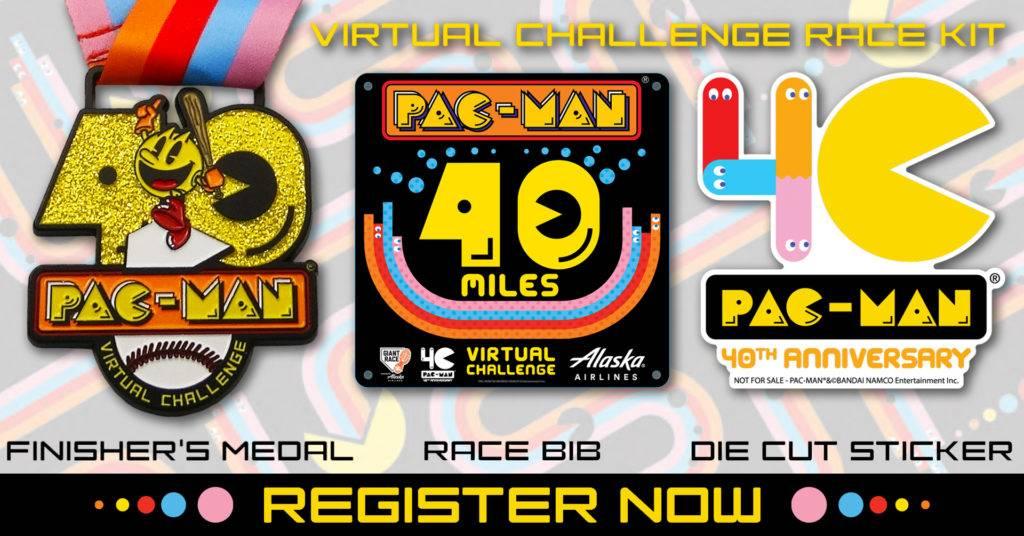 Pac-Man: Bandai Namco anuncia los planes para el 41º aniversario del juego 1