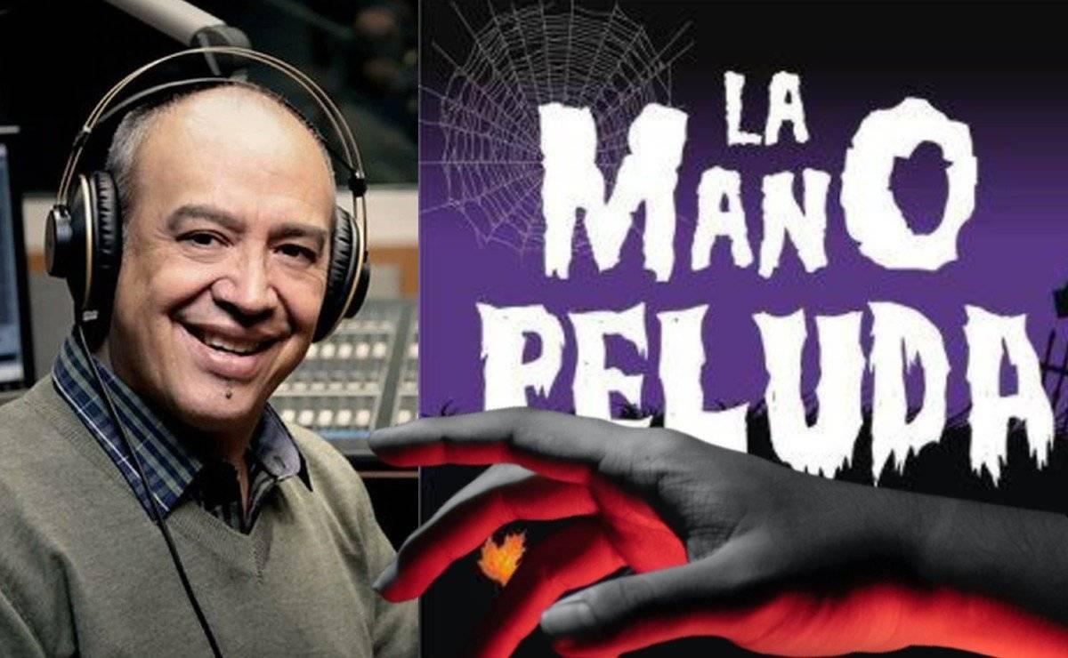 Ruben Garcia Castillo, La Mano Peluda