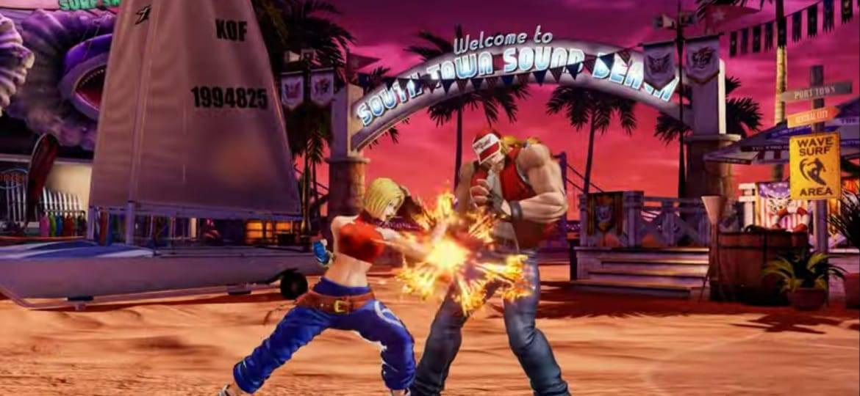 Blue Mary estará en The King of Fighters XV 11