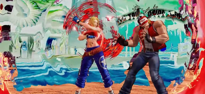 Blue Mary estará en The King of Fighters XV 9