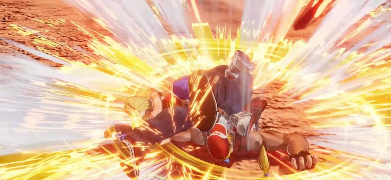 Blue Mary estará en The King of Fighters XV 6