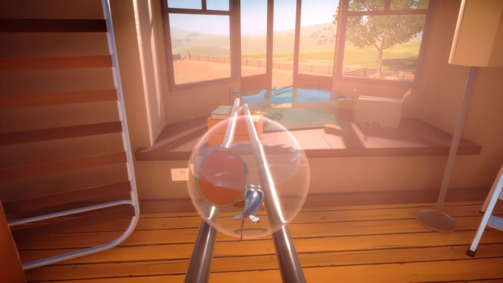 I am Fish, el nuevo juego de Bossa Studios y Curve Digital (Steam) 2