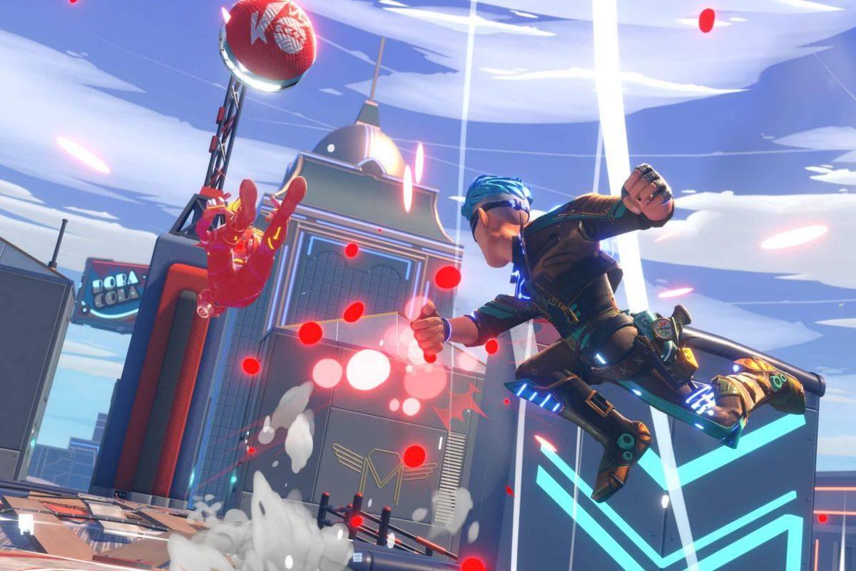 Knockout City: El multijugador de Dodgebrawl presenta su banda sonora 1