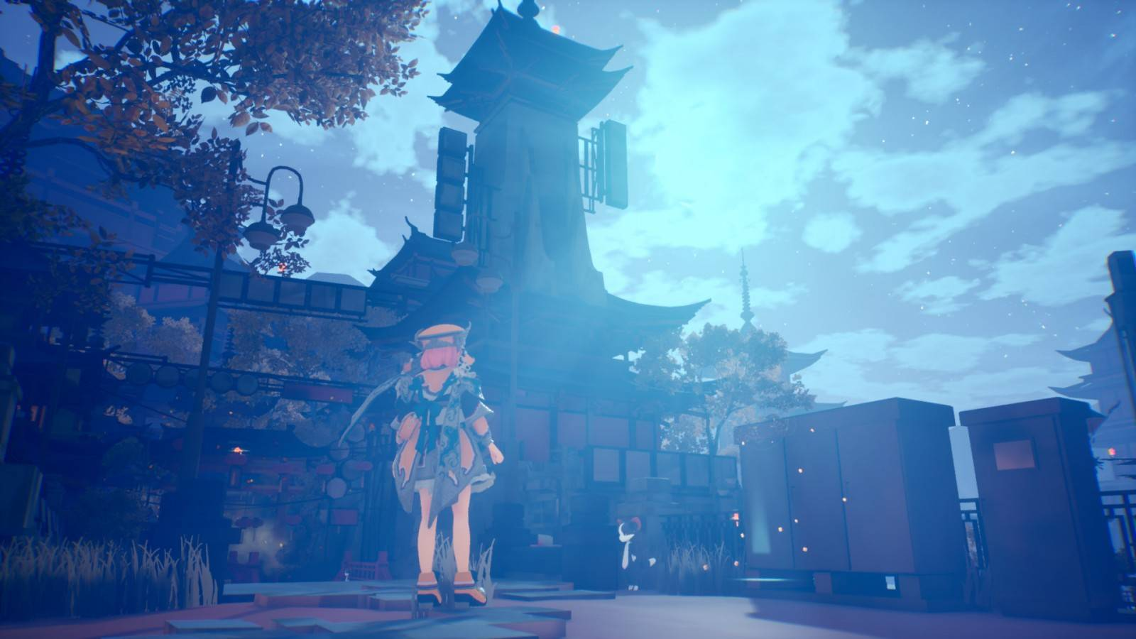 Review TASOMACHI: Behind the Twilight (Steam) 7