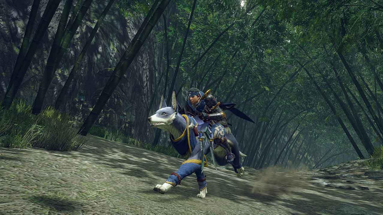 Monster Hunter Stories 2: Wing of Ruin devela trailer y anuncian actualización para Monster Hunter Rise 3