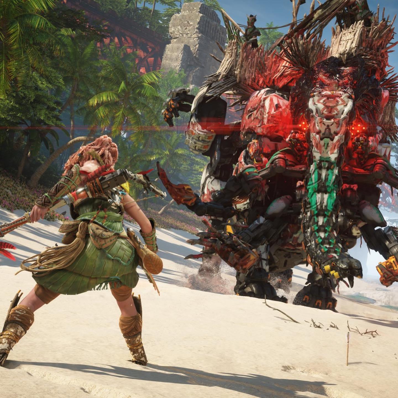 Horizon Forbidden West: ¡Ya esta aquí el nuevo gameplay! 6