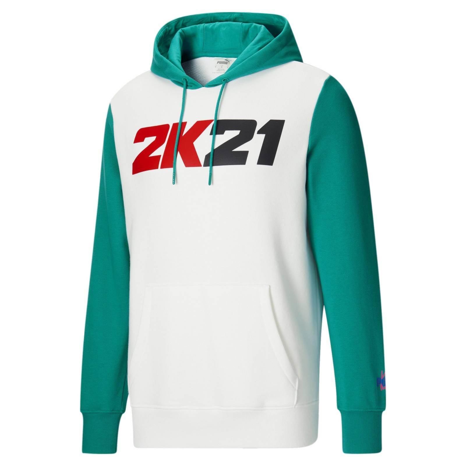 NBA 2K21: Llega la nueva colaboración PUMA x 2K 5