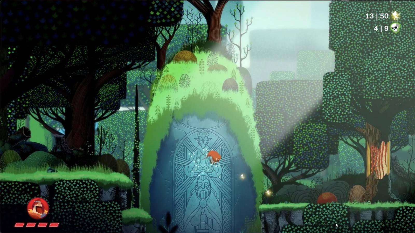 Clan O'Conall and the Crown of the Stag: El juego de plataforma llega a Steam 2