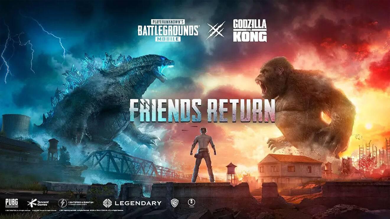 Hoy te pasamos a compartir la mejor recomendación del día, ya que la película interactiva de Godzilla vs Kong ya está disponible en PUBG Mobile y te presentará un cortometraje nunca antes visto para el equipo de Monarch. Te compartimos más detalles en nuestras siguientes líneas.