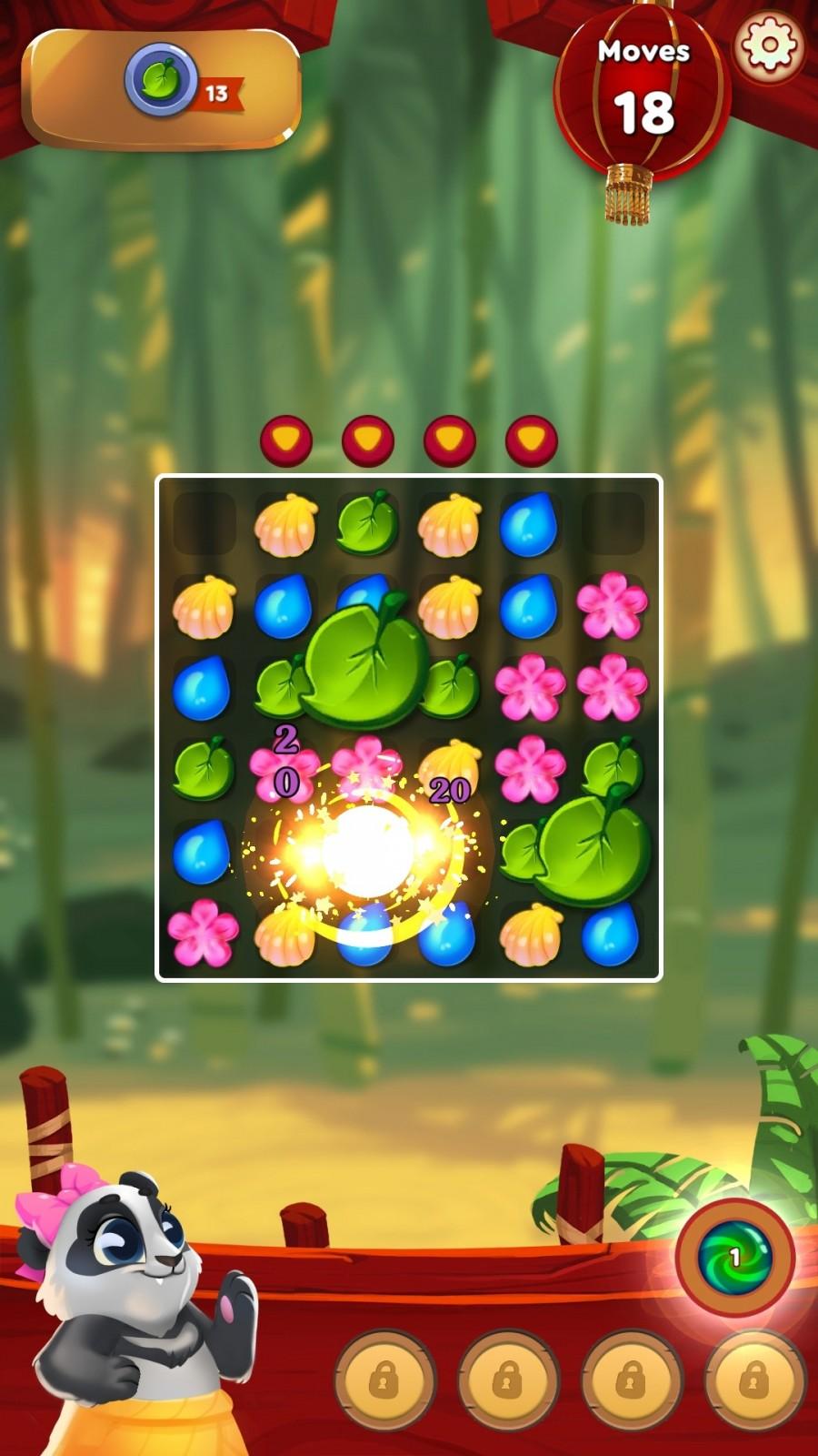 Panda Swap: El Juego de Puzzles con temática China llega a iOS y Android 4