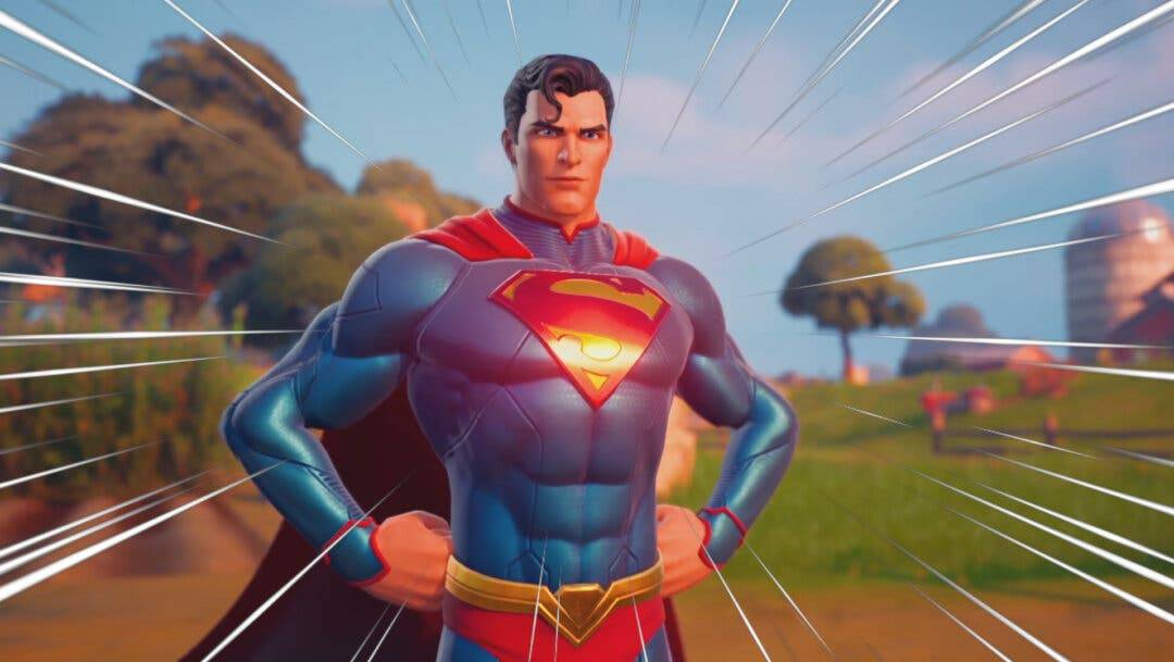 Fortnite Temporada 7: ¿Cómo conseguir la skin de Superman?
