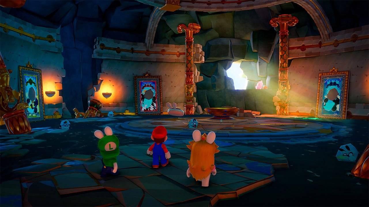 Nintendo se le adelanta a Ubisoft y anuncia Mario + Rabbids Sparks of Hope 1