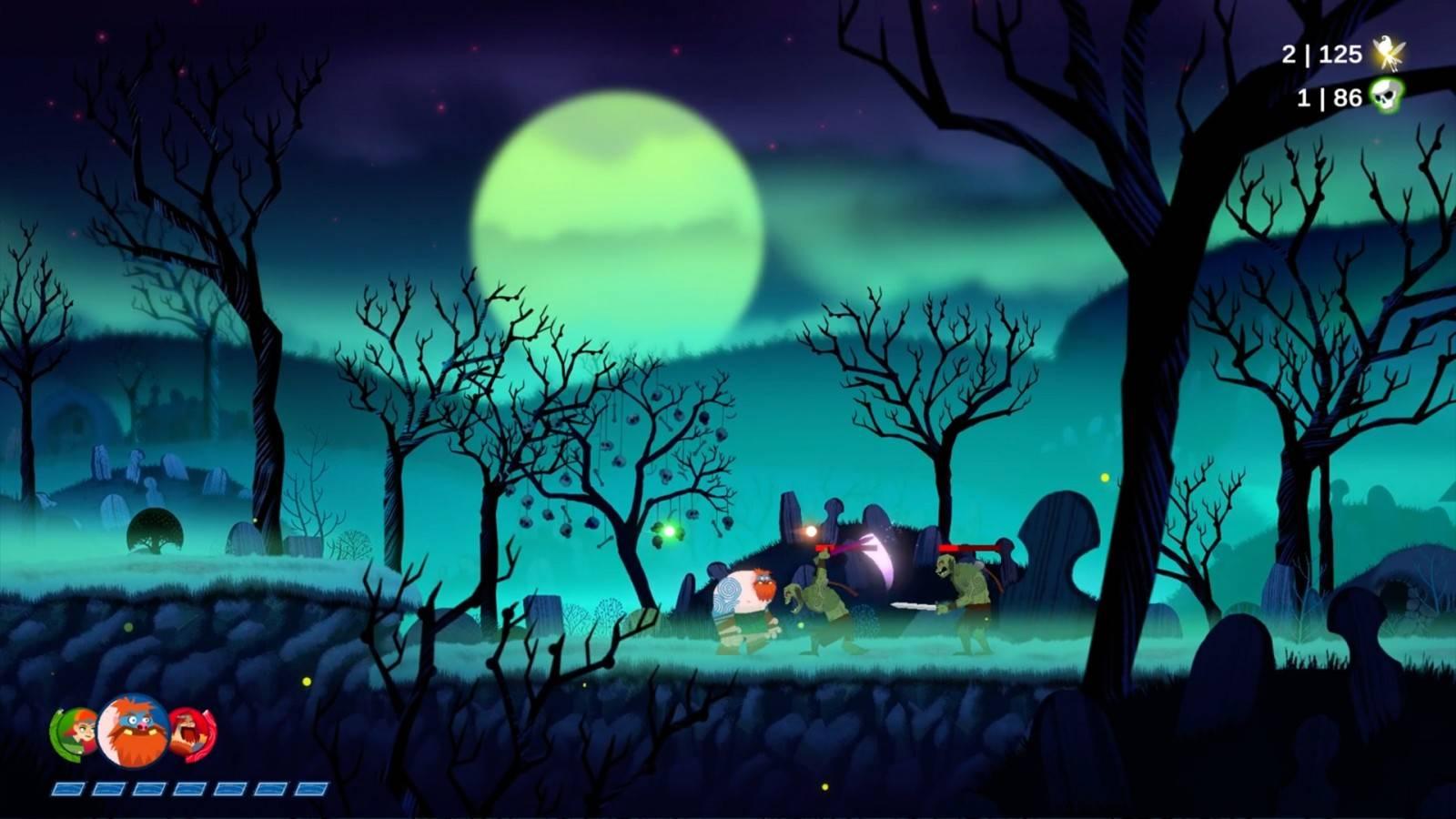 Clan O'Conall and the Crown of the Stag: El juego de plataforma llega a Steam 3