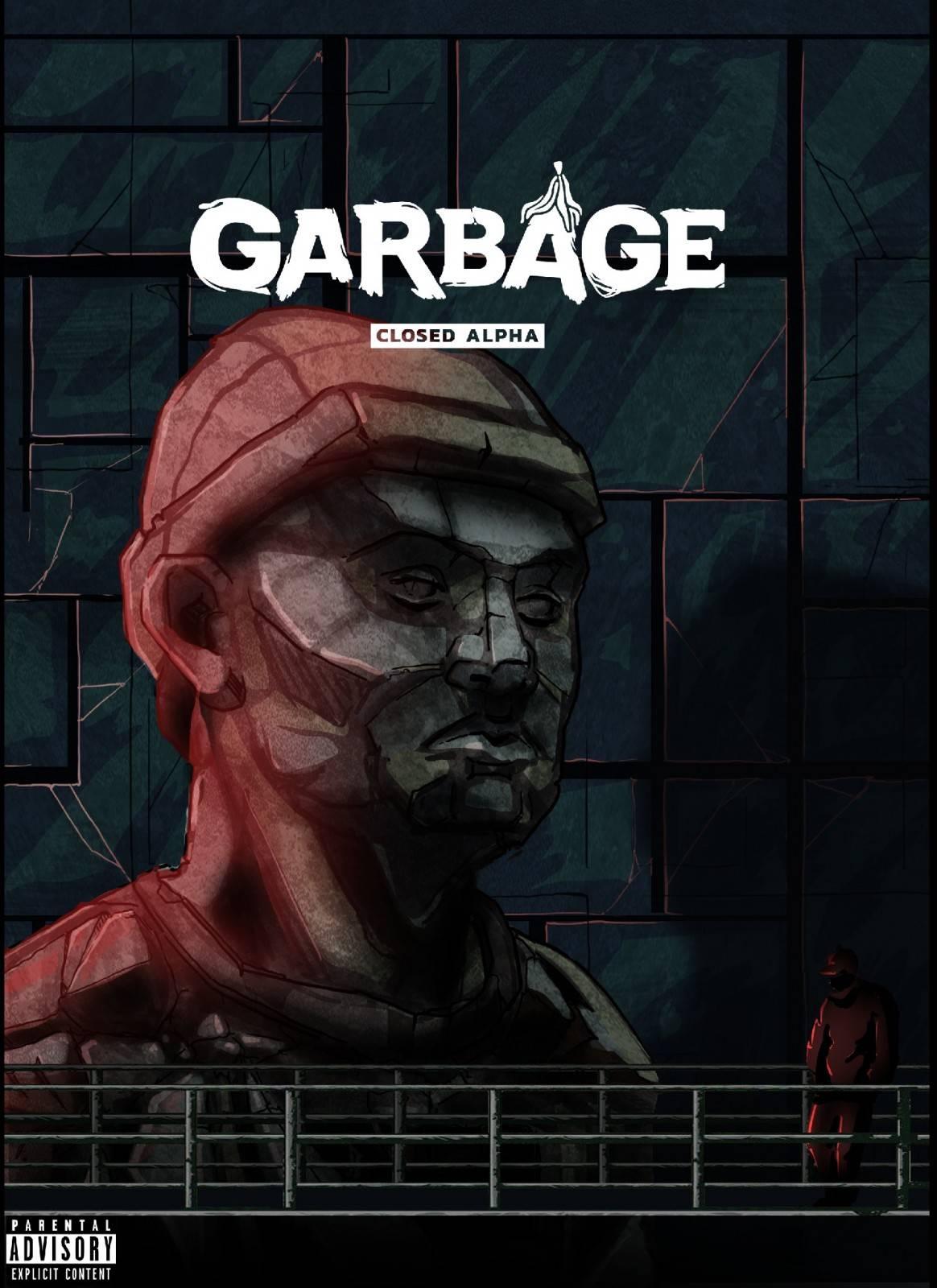 Garbage: Conoce este peculiar simulador de lucha con vagabundos 1