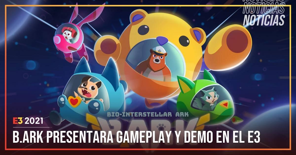 B.ARK: ¡EL Juego de Disparos Retro Presentará Nuevo Gameplay y Demo durante el E3!
