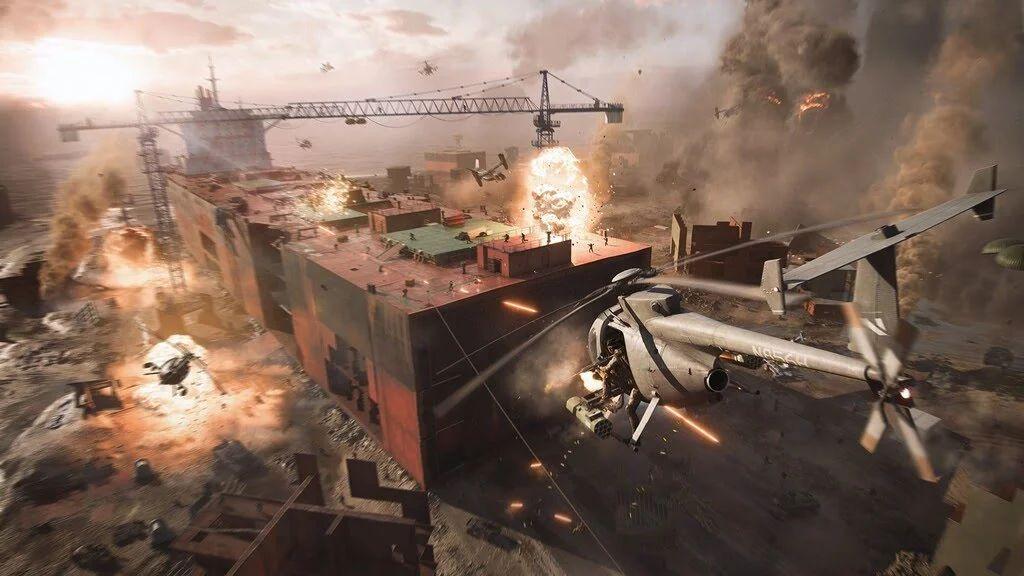 ¡Battlefield 2042 estrena su primer avance! 2