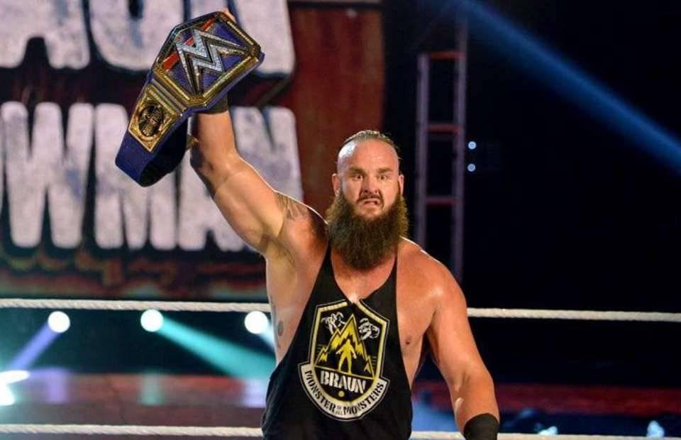La WWE y sus estrellas padecen el 2021 1