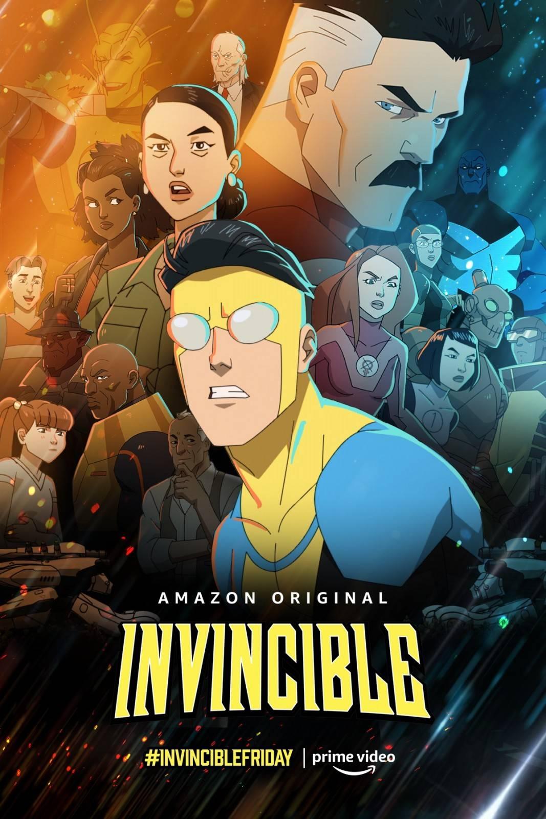 Reseña: Invincible ¿La mejor serie en lo que va de 2021? 1