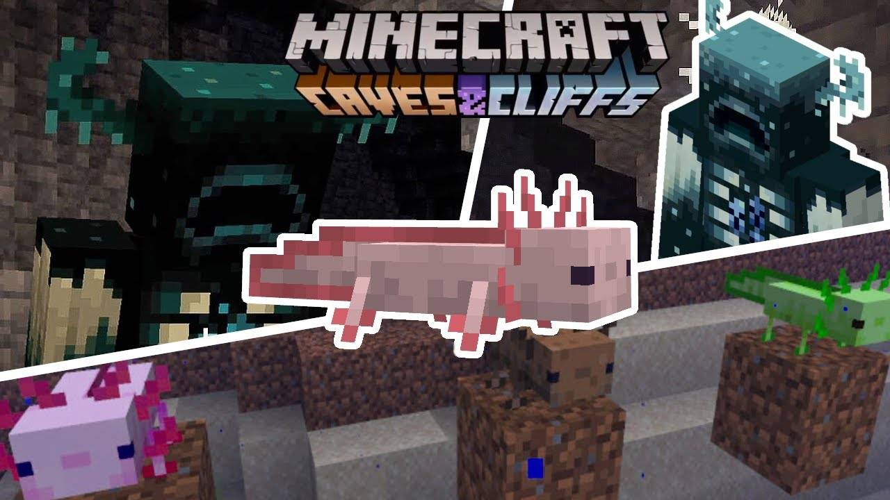 Minecraft Caves & Cliffs: Part I llegará el 8 de junio 1