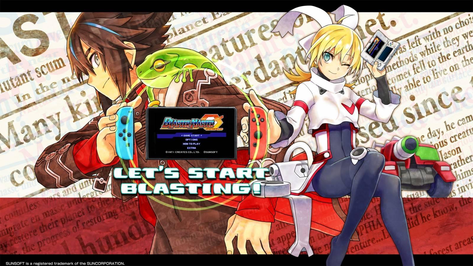 Blaster Master Zero 3: ¡Juega el demo por primera vez del 16 al 22 de junio en el Steam Next Fest! 2