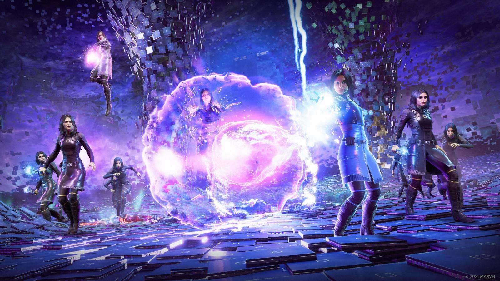 Marvel's Avengers: La actualización Cosmic Cube ya está disponible y estas son sus novedades 1
